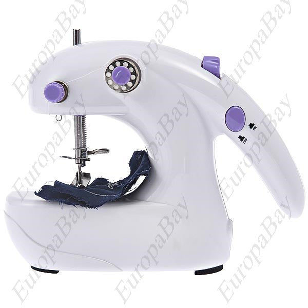 Mini Handheld Desktop Battery Operated Sewing Machine, Sewing Machine, EuropaBay Limited
