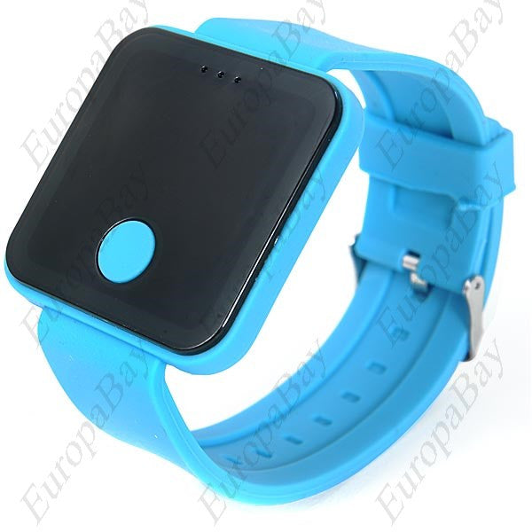 Digital Wristwatch with Touch Button, LED [Easy To Read] [Unisex] + Eligible For Free Worldwide Shipping - EuropaBay - 3