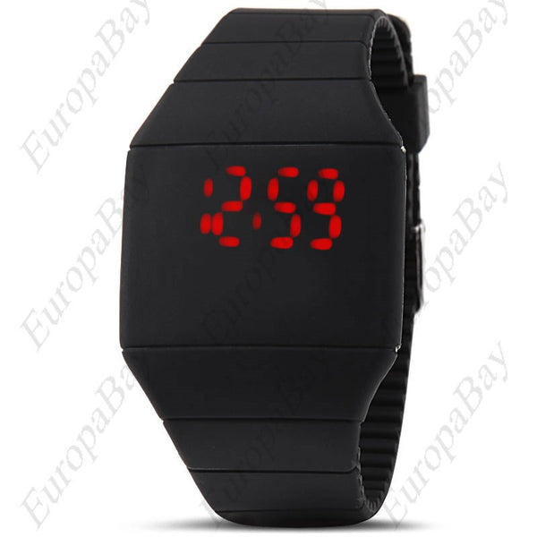 Couples, Touchscreen, Digital Wristwatch Set [Easy To Read] [Unisex] + Free Worldwide Shipping - EuropaBay - 1