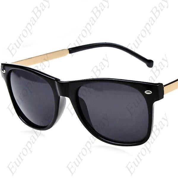 Casual Rivets Retro Style Resin Full Rim Glasses + Eligible for Free Worldwide Shipping - EuropaBay - 1