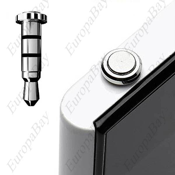 AXGIO 3.5mm Smart, Clickable, Functionable Smart Key, Dust-proof Earphone Jack Plug + Eligible For Free Worldwide Shipping - EuropaBay - 3
