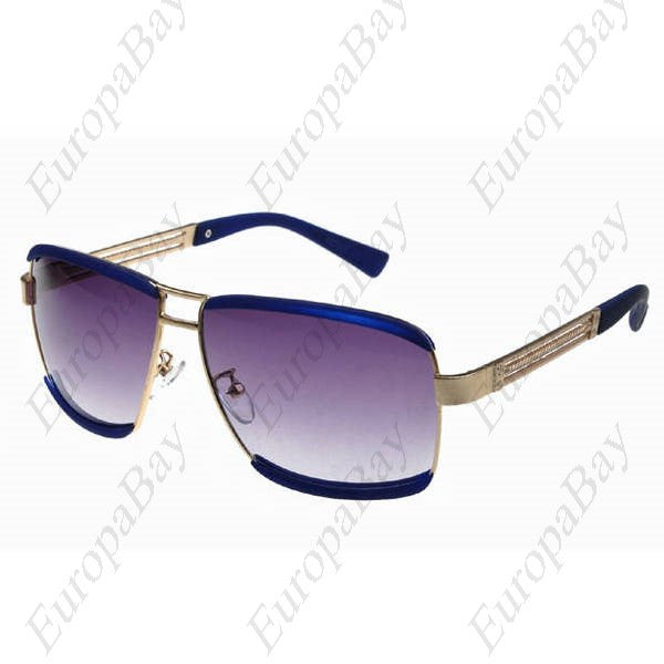 Casual Metal Frame Resin Alloy Glasses, Sunglasses, Sunglasses, EuropaBay Limited