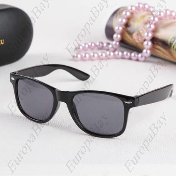 Whole Year Casual Fashion Retro Style Resin Full Rim Sunglasses For Man & Woman + Eligible for Free Worldwide Shipping - EuropaBay - 1