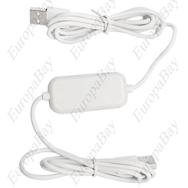 High Speed USB PC to PC DATA LINK File Transfer Bridge LED Cable, USB DATA LINK Cable, EuropaBay Limited