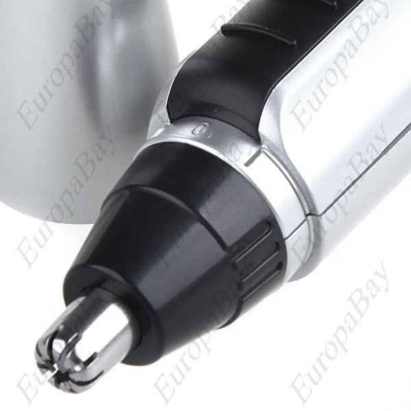New Gentleman's Personal Electronic Ear, Nose or Brow Trimmer, Nose Ear Trimmer, EuropaBay Limited