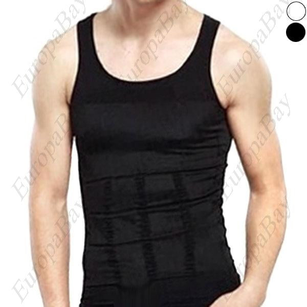 Men's Slim Body Vest + Free Worldwide Shipping, Men's Vest, EuropaBay Limited