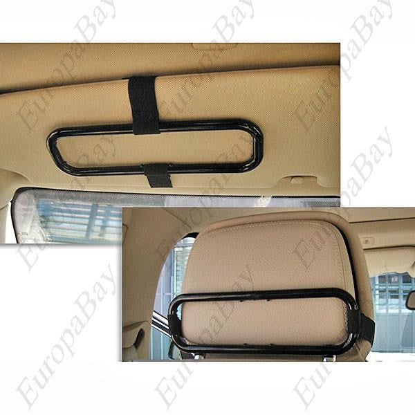Car Tissue Box, Sun-shading Board Hanging Tissue Box Holder, Car Tissue Box Frame, Holder, EuropaBay Limited