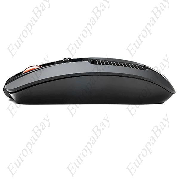 Multi-functional 4 Keys Solar Powered 2.4GHz Adjustable 2000 DPI, Mouse, EuropaBay Limited