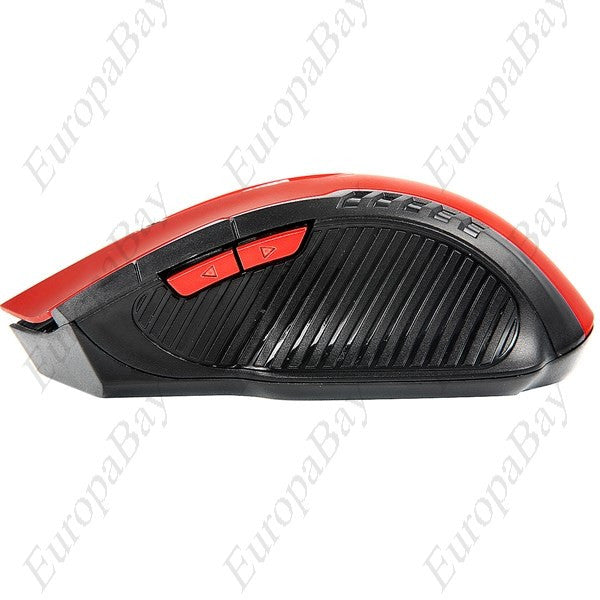 2.4GHz Portable Wireless Optical Gaming Mouse DPI Adjustable for PC Laptop Computer, Mouse, EuropaBay Limited