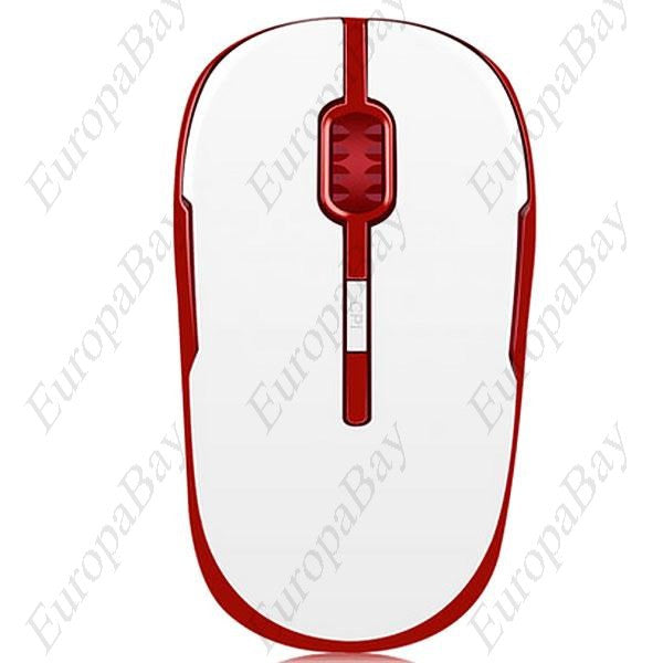 2.4GHz 2400dpi Wireless Optical Mouse Mice with Mini Hidden USB Receiver for PC Laptop, Leisure Mouse, EuropaBay Limited