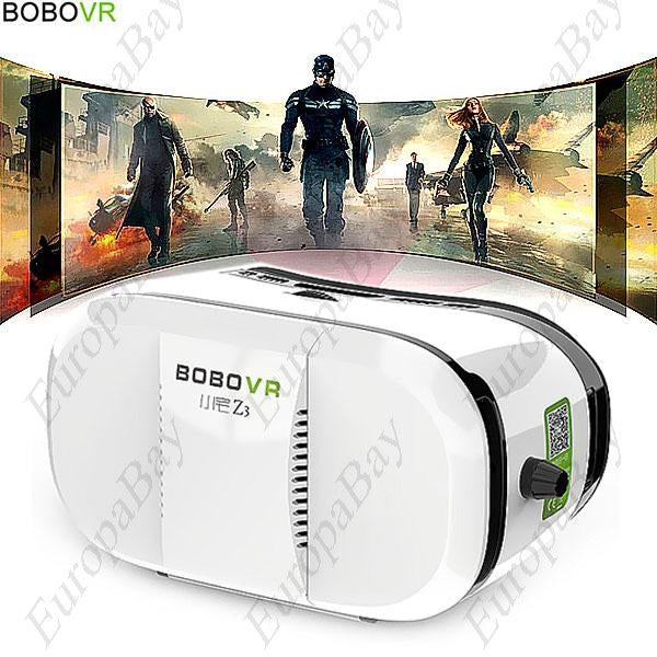Virtual Reality 3D Glasses Movie Video Game Glass, 3D Glasses, EuropaBay Limited