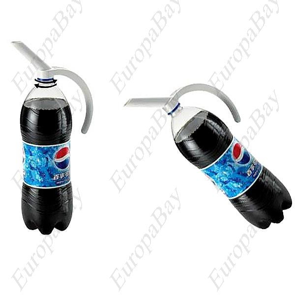 Creative Plastic Bottled Beverage Handle, Spout, Dispenser, Kitchen Wear, EuropaBay Limited
