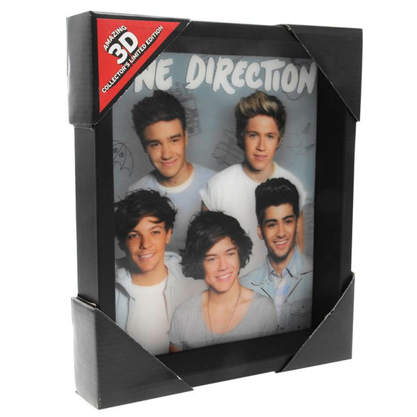 Character 3D Frame - One Direction + Free Worldwide Shipping - EuropaBay - 1