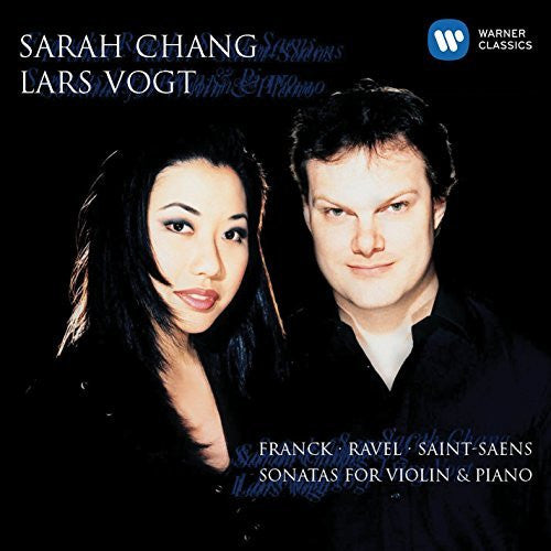 Franck, Ravel & Saint-Saens: Sonatas for Violin & Piano