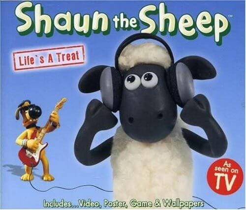 Lifes a Treat - Shaun the Sheep (Performer)