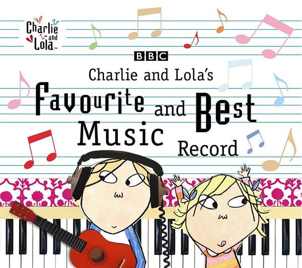 Charlie & Lolas Best Music Record