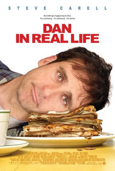 Dan in Real Life (2007) DVD