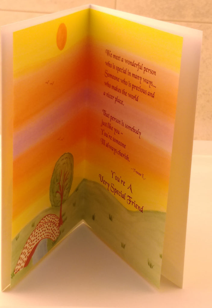 To a Special Friend, Designed By Sweet Sentiments, Greeting Cards & Invitations, EuropaBay Limited