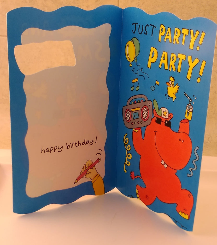 Happy Birthday, Child, Unisex, Designed By Camden Graphics., Greeting Cards & Invitations, EuropaBay Limited