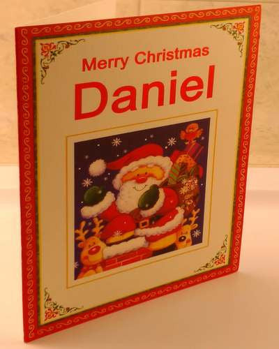 Christmas Cards, Designed & Made in Ireland By In Person [Daniel]