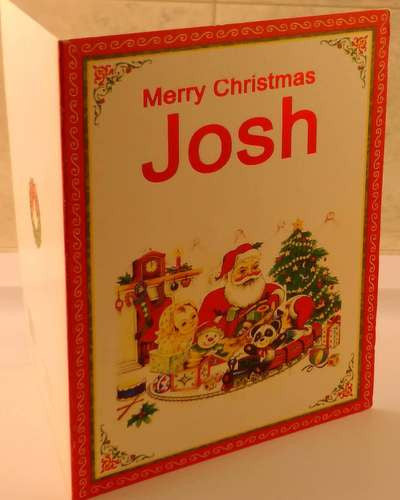 Christmas Cards, Designed & Made in Ireland By In Person [Josh]