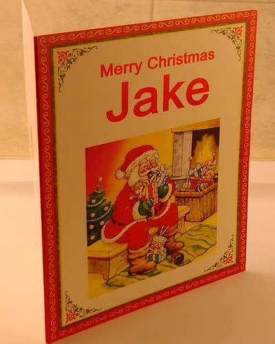 Christmas Cards, Designed & Made in Ireland By In Person [Jake]