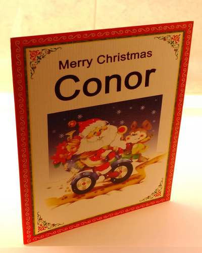 Christmas Cards, Designed & Made in Ireland By In Person [Conor]