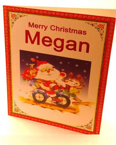 Christmas Cards, Designed & Made in Ireland By In Person [Megan]