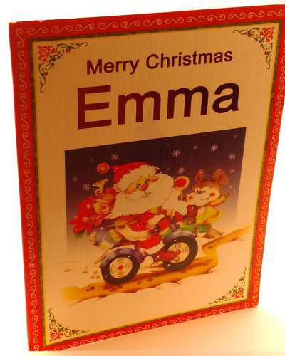 Christmas Cards, Designed & Made in Ireland By In Person [Emma]