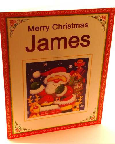 Christmas Cards, Designed & Made in Ireland By In Person [James]