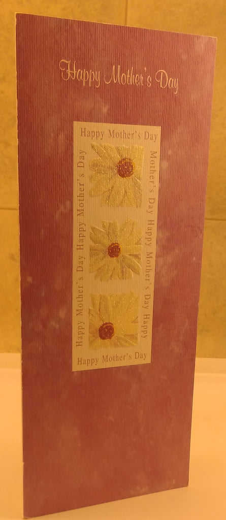 Mothers Day Card, Designed By Paper House, Slimline Sytle, Greeting Cards & Invitations, EuropaBay Limited