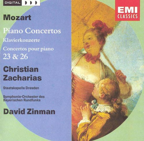 Christian Zacharias / David Zinman