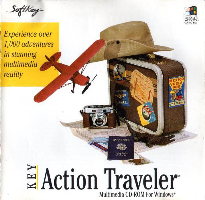 Key Action Traveler by SoftKey