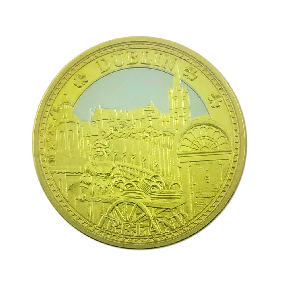 Souvenir, Special Collectors Edition, 32mm Coin, in Display Capsule