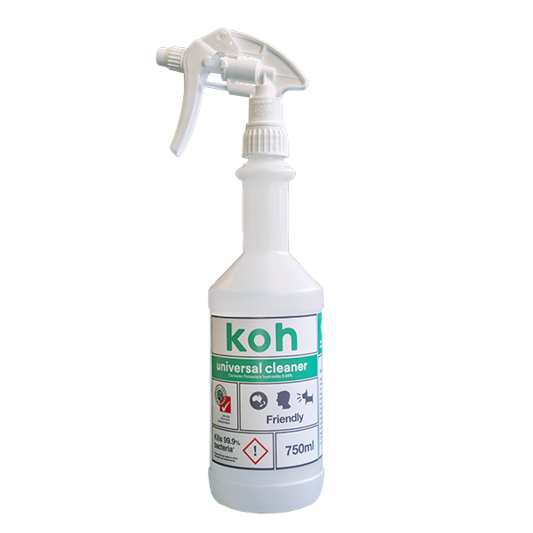Commercial Grade Sprayer 750ml (supplied empty)