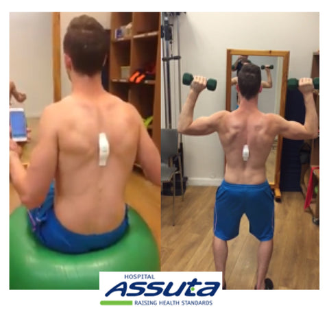 Assuta results on Upright Study