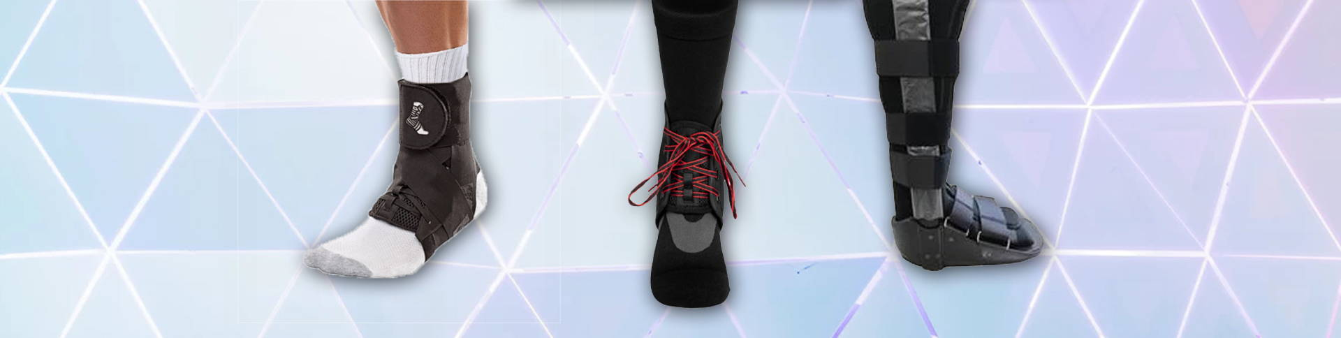 Ankle Brace Materials