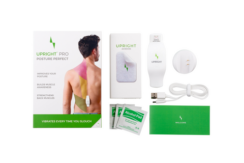 Upright Go Device with box