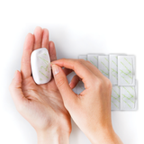 Replacement adhesives for Upright GO -  device on hand and adhesives