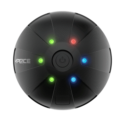 Hyperice Hypersphere mini front view