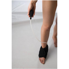 Talar Made Cold Compression Therapy Ankle product in use
