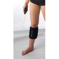 Talar Made Cold Compression Therapy, Calf product in use