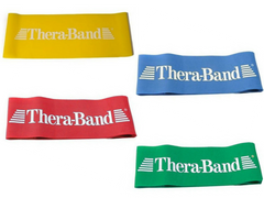 Pack of 4 Theraband Loops