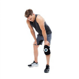 BodyICE Medium Recovery Set product -Male used on knee