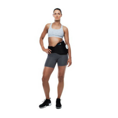 BodyICE Back and Hip Set used on Hip by a female