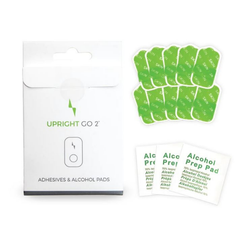 Upright Go 2 adhesives package