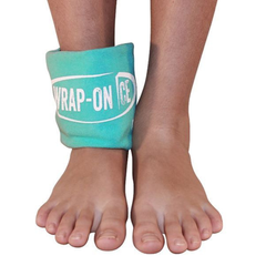 Wrap-On Ice Mini on foot