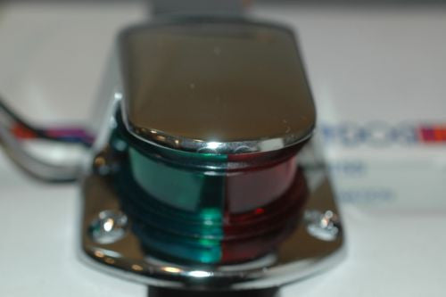 SeaDog 400155 12 volt Combination Red/Green navigation Bow Light Electrical & Lighting part from MarineSurplus.com