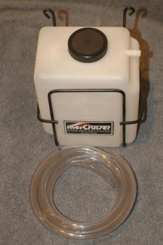 Mercury Marine Quicksilver Mercruiser 71587A10 Coolant recovery kit Sterndrive parts part from MarineSurplus.com