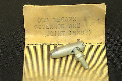 Onan 150-0029 governor arm and ball joint Other part from MarineSurplus.com